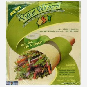 Pure Wraps Coconut