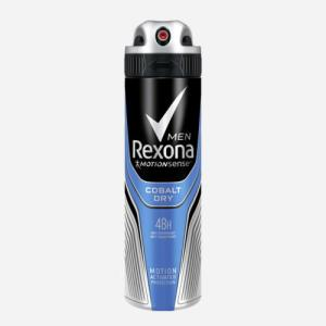 Rexona Men Cobalt Dry Deodorant Spray - 150ml