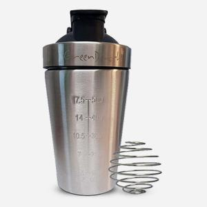 Roestvrij Stalen Shaker (RVS)
