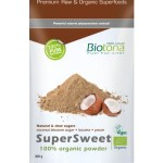 Biotona Supersweet Organic Powder (300g) gezond?