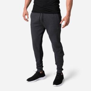 Wes Men's Sweat Pants Anthracite Black