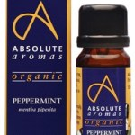Absolute Aromas Organic Peppermint 10ml
