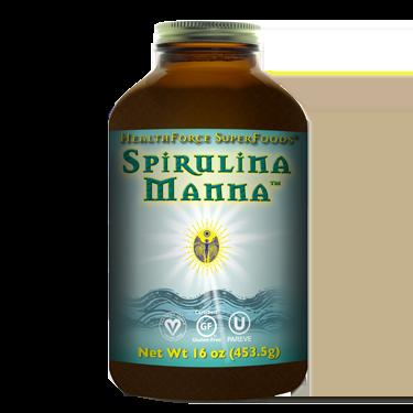 HealthForce Spirulina Manna 454 Gram - 16 Oz
