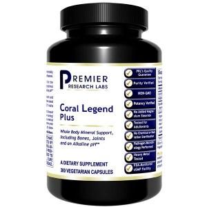 PRL Coral Legend Plus 300 V-Caps