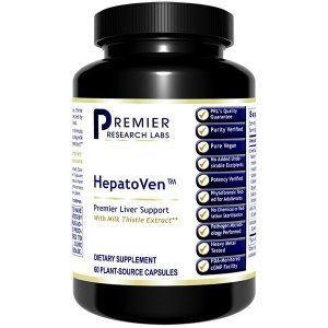 PRL HepatoVen 60 V-Caps