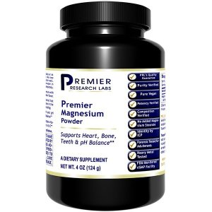 PRL Premier Magnesium Powder 124 Gram