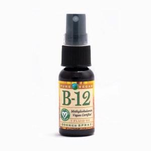 Pure Vegan B12 Spray 29