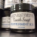 Tooth Soap Gel Peppermint Ice 56 ML