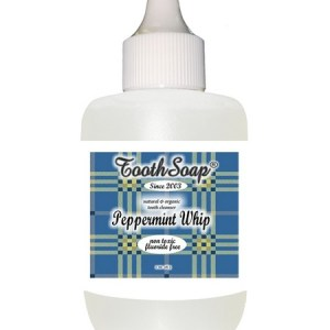 Tooth Soap Whip Peppermint 28.5 ML