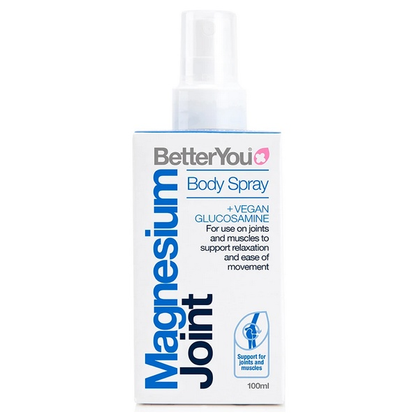 BetterYou Magnesium Joint Body Spray 100 ML