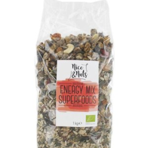 Nice & Nuts Energy Mix Superfood Bio (1000g) gezond?