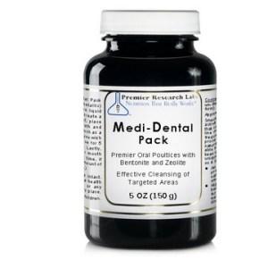 PRL Medi-Dental Pack 150 Gram