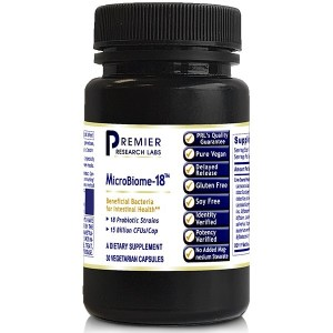 PRL MicroBiome-18 30 V-Caps