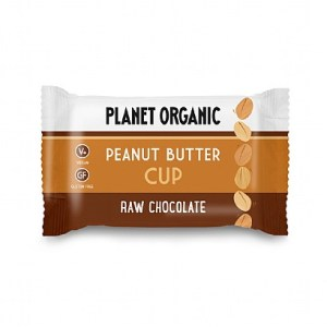 Planet Organic Biologische Peanut Butter Cup 25 Gram