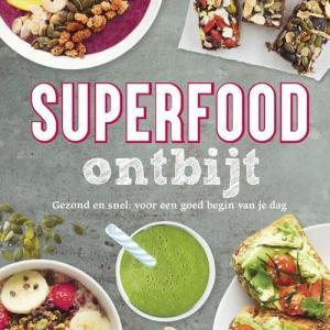 Superfood ontbijt - Kate Turner - Hardcover (9789089897251) gezond?