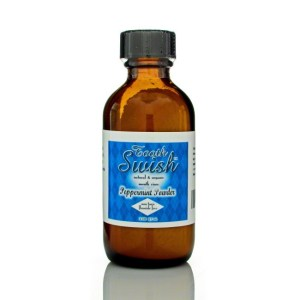 Tooth Soap Swish Peppermint 2 OZ