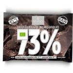 VIVOO Organic Raw Chocolate Bar 73% 30 Gram
