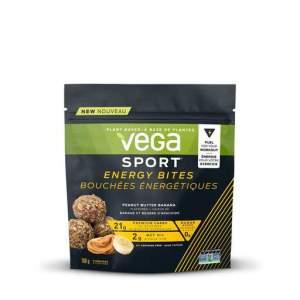 Vega Sport Energy Bites Peanut Butter Banana 160 Gram