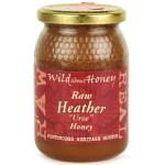 Wild About Honey Rauwe Heide Honing 500 Gram