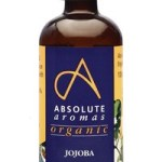 Absolute Aroma's Biologische Massage Olie Jojoba 100 ml