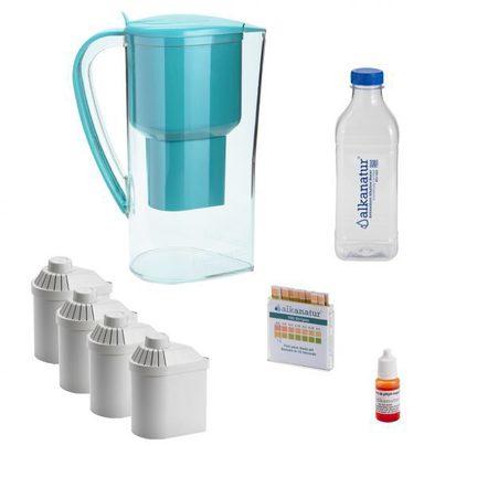 Alkanatur Alkaliserend en Ioniserend Water Filter Systeem Set