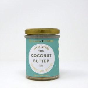 Almighty Foods Biologische Pure Coconut Butter 200 Gram