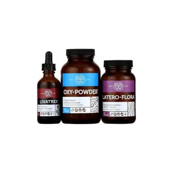 Global Healing Body Cleanse Starter Kit