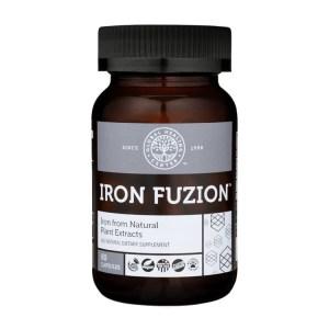 Global Healing Iron Fuzion 60 V-Caps