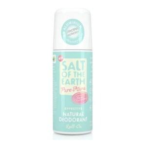 Salt of the Earth Pure Aura Roll-On Melon & Cucumber75 ML