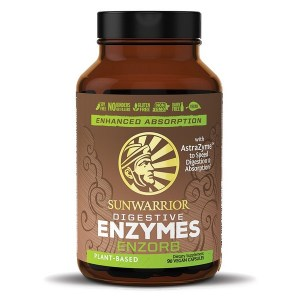 Sunwarrior Enzorb Digestive Enzymes 90 V-Caps