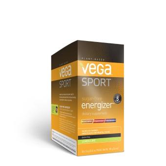 Vega Sport Sugar-Free Energizer Lemon Lime 30 x 3.4 Gram