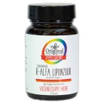 Original Supplements Liposomale R-Alfa Liponzuur 30 V-Caps