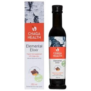 Chaga Health Biologische Elemental Elixir 250 ML