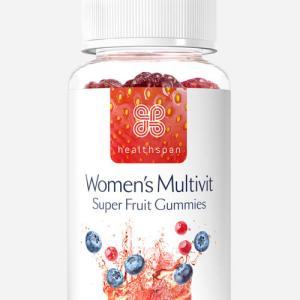 Healthspan Women's MultiVitality® Super Fruit Gummies