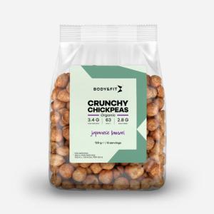 Crunchy Chickpeas gezond?