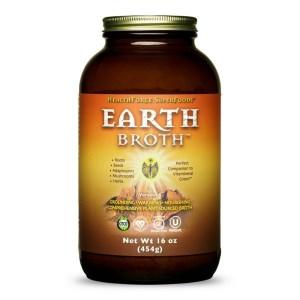 HealthForce Earth Broth 454 Gram