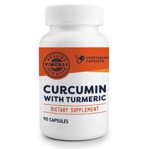 Vimergy Curcumin with Turmeric 90 V-Caps