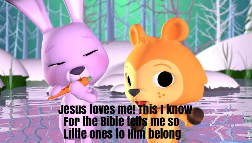 Yes Jesus Loves Me Bible Tells Me So Lyrics