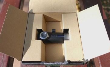 Коробка и распаковка Thinkware Dash Cam H50