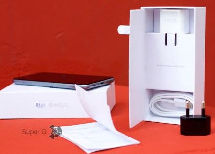 Комплектация Meizu M3 mini