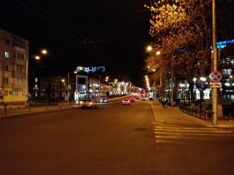 Пример ночной съёмки на OnePlus 5T