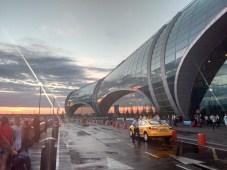Сумерки (Аэропорт Домодедово)