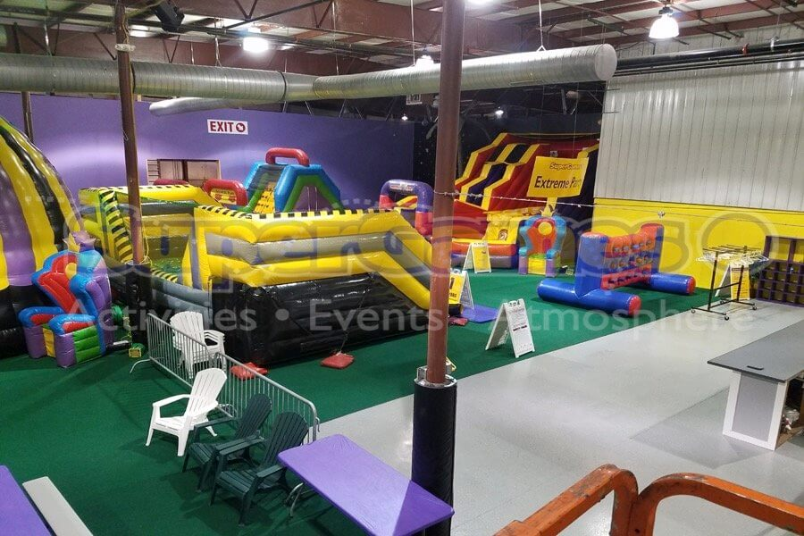 Birthday Parties   Columbus Ohio   Inflatables   Indoor   SuperGames SUPER Columbus Ohio Birthday Parties