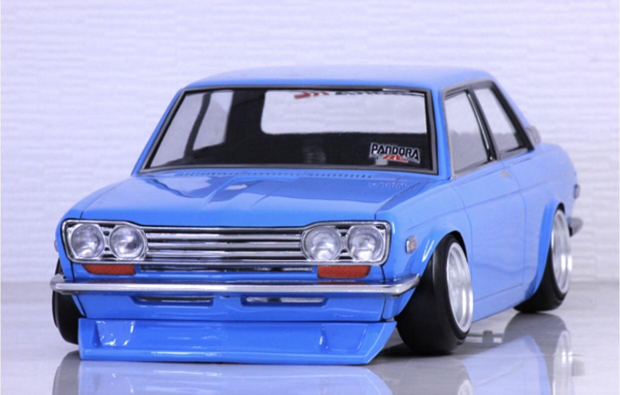 Pandora releases Blue Bird Datsun 510!! PAB-175