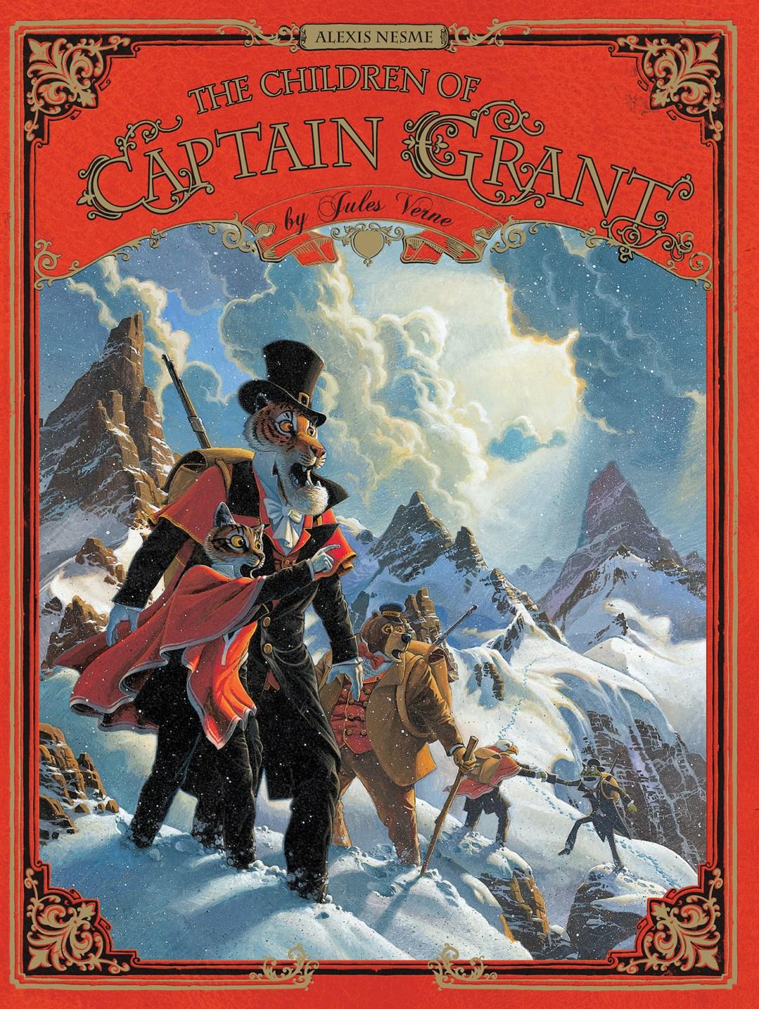 children_of_captain_grant_cover_graphic
