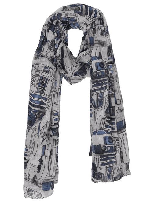 Star Wars R2D2 Scarf