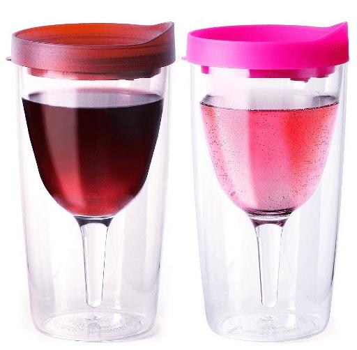 Vino2Go Wine Tumblers