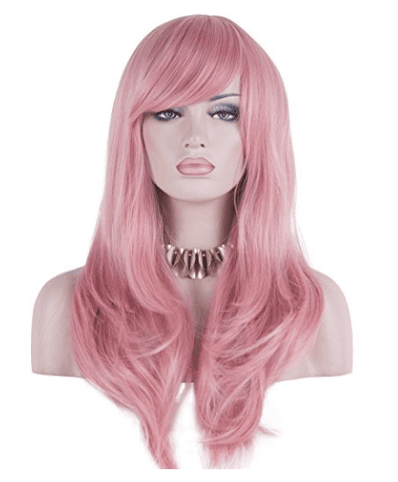 long-pink-hair-halloween-wig