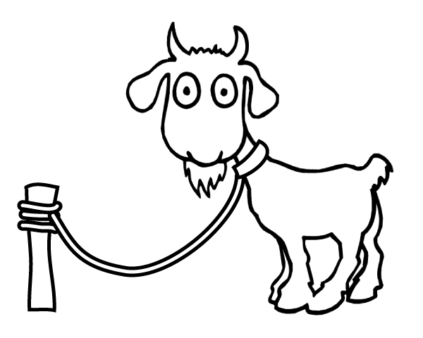 Goat for Rent (2/2)