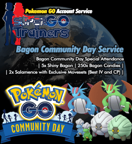 bagon-community-day-service